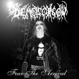 Demogorgon - Fear the Arrival cover art