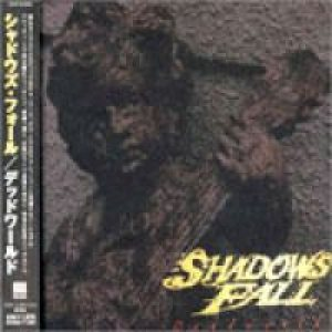 Shadows Fall - Deadworld cover art