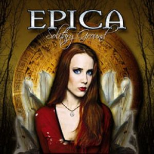 Epica - Solitary Ground cover art