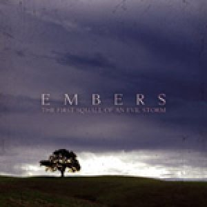 Embers - The First Squall of an Evil Storm cover art