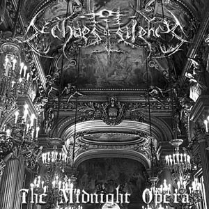 Echoes of Silence - The Midnight Opera cover art