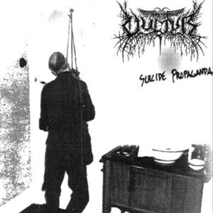Vultyr - Suicide Propaganda cover art