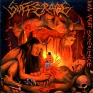 Sufferage - Raw Meat Experience cover art