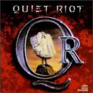 Quiet Riot - QR cover art