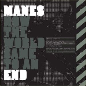 Manes - How the World Came to an End cover art
