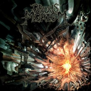 Odious Mortem - Cryptic Implosion cover art