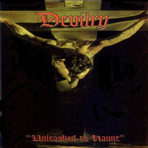 Devilry - Unleashed to haunt cover art
