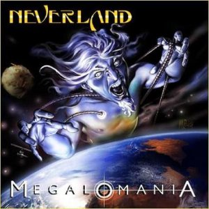 Neverland - Megalomania cover art
