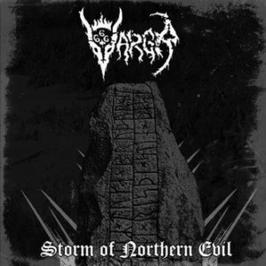 Vargr - Storm of Northern Evil cover art