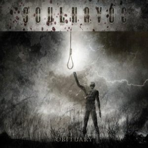 Soulhavoc - Obituary cover art