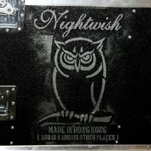 Nightwish - Made in Hong Kong (And in Various Other Places) cover art