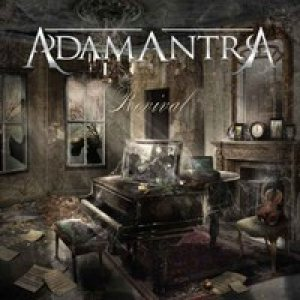 Adamantra - Revival cover art