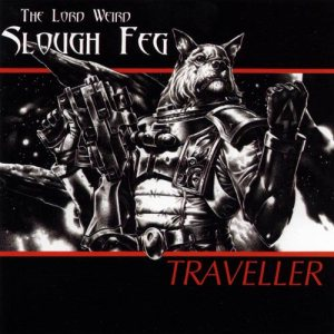 The Lord Weird Slough Feg - Traveller cover art