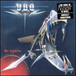 U.D.O. - No Limits cover art