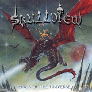 Skullview - Kings of the Universe cover art