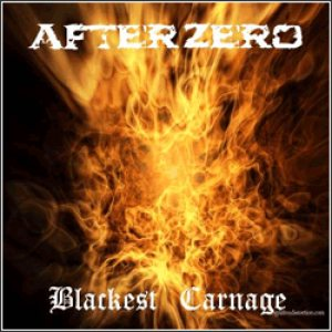 After Zero - Blackest Carnage cover art