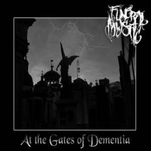 Funeral Mystic - At the Gates of Dementia cover art