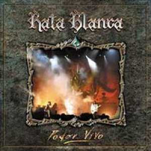 Rata Blanca - Poder Vivo cover art