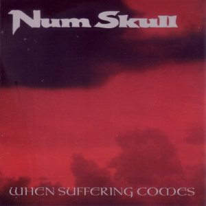 Num Skull - When Suffering Comes cover art