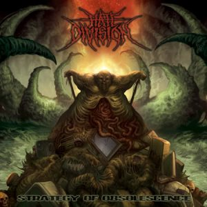 Hate Division - Strategy of Obsolescence cover art