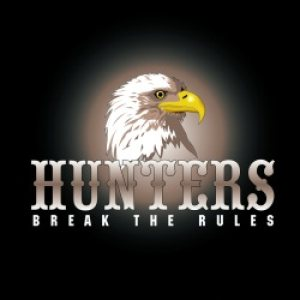 Hunters - Break the Rules cover art