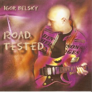 Igor Belsky - Road Tested cover art
