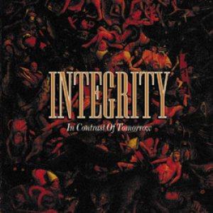 Integrity - In Contrast of Tommorow cover art