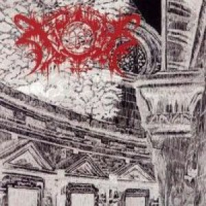 Xasthur - The Funeral of Being cover art