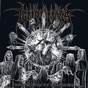 Ignivomous - Eroded Void of Salvation cover art
