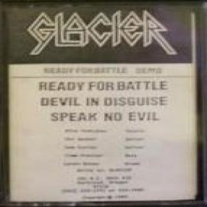 Glacier - Ready for Battle cover art