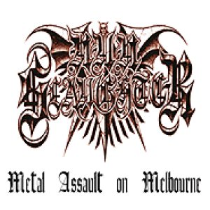Nunslaughter - Metal Assault on Melbourne & Brisbane cover art