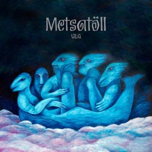 Metsatöll - Ulg cover art