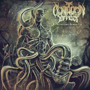 The Contagion Effect - Dichotomy of Reality cover art