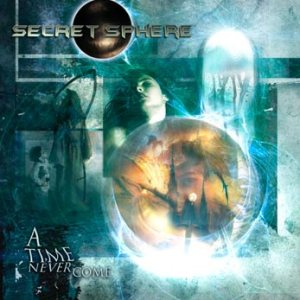 Secret Sphere - A Time Nevercome cover art
