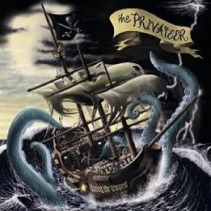 The Privateer - Facing the Tempest cover art