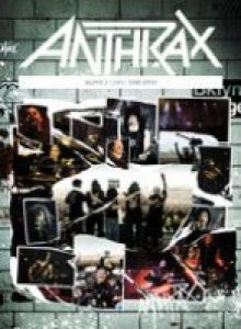 Anthrax - Alive 2 cover art