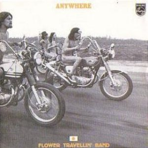 Flower Travellin' Band - Anywhere cover art