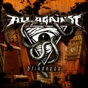 All Against - Blindness cover art