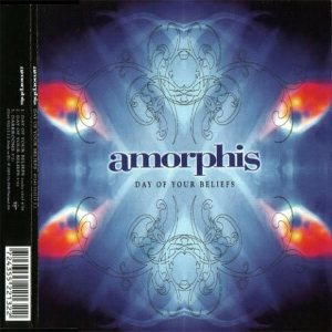 Amorphis - Day of Your Beliefs cover art