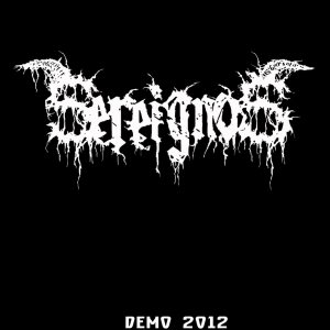 Sereignos - Demo 2012 cover art