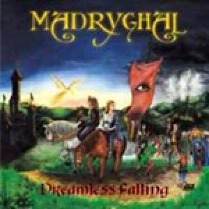 Madryghal - Dreamless Falling cover art