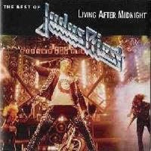 Judas Priest - Living After Midnight cover art