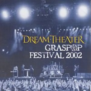 Dream Theater - Graspop 2002 (International fan club CD 2003) cover art