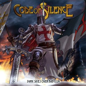 Code Of Silence - Dark Skies Over Babylon cover art
