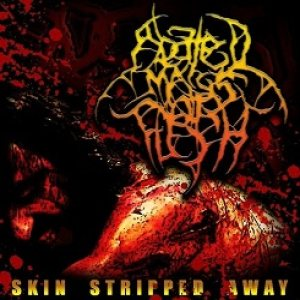 Abated Mass of Flesh - Skin Stripped Away cover art