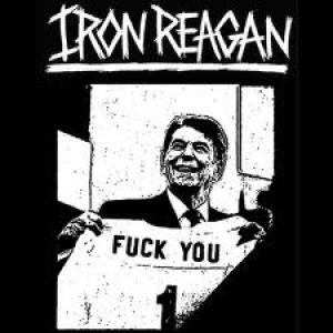 Iron Reagan - Demo 2012 cover art