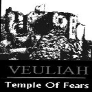 Veuliah - Temple of Fears cover art