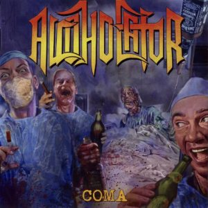 Alcoholator - Coma cover art
