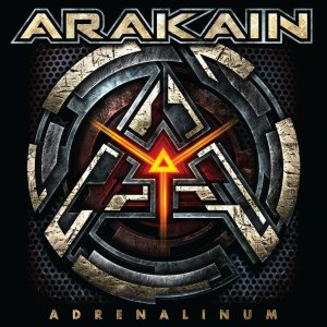 Arakain - Adrenalinum cover art