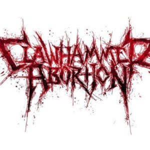 Clawhammer Abortion - Sawblade cover art